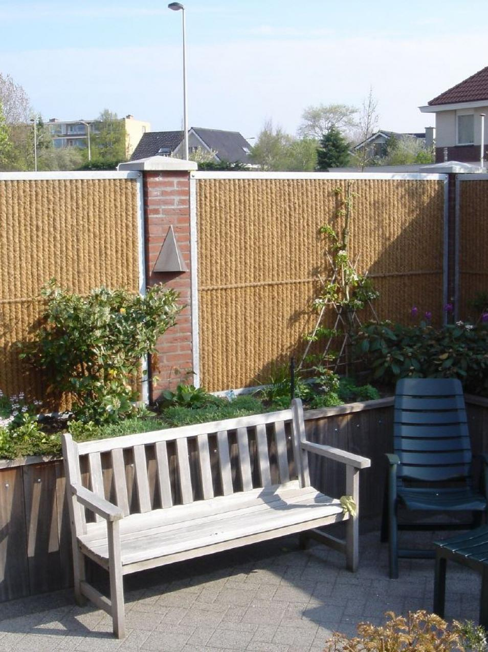 garden wall. Black Bedroom Furniture Sets. Home Design Ideas